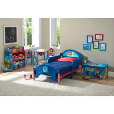 Bedroom Sets In A Box Amazon Com Nickelodeon Paw Patrol Room In A Box With Bonus Toy