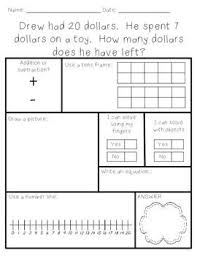 word problems addition u0026 subtraction within 20 solve using 6