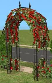 wedding arches on sims 3 a non white wedding set for your sims found in tsr category