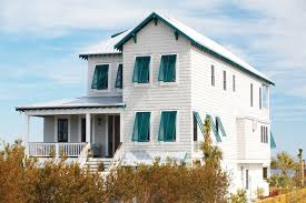 coastal home with bahama shutters summer home pinterest
