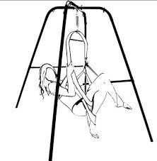 romantic swing stand furniture for couples u0026 lovers