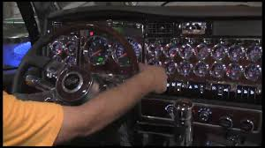 kenworth empire chrome shop chrome time episode 7 kenworth dash chrome