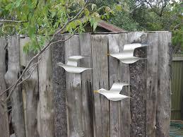 Sheet Metal Garden Art - corrugated iron seagulls birds pinterest metal yard art