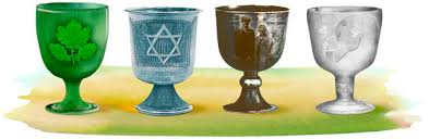 seder cups the third seder