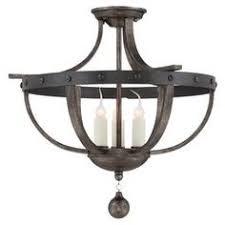 semi flush mount foyer light august grove betty jo 3 light semi flush mount foyers lights and