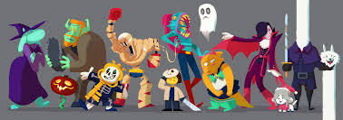 halloween background colors undertale halloween wallpaper and background 2563x906 id 737180