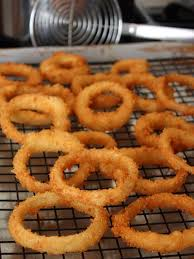 food wishes recipes can i get the rings instead of