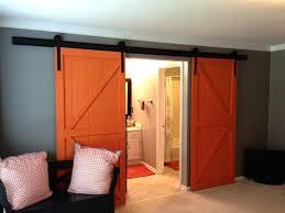 Barn Door For Closet Closet Sliding Closet Doors Barn Style Rustic Bedroom Barn Door