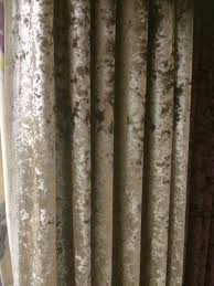 Fabric For Curtains Adorable Crushed Velvet Fabric For Curtains Inspiration With