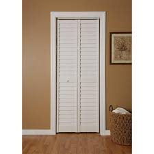Home Depot Interior Slab Doors Home Fashion Technologies 28 In X 80 In 3 In Louver Louver