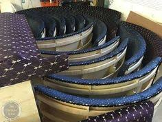 Furniture Upholstery Nj Church Chapel Seating Re Upholstered New Foam Performance Fabric