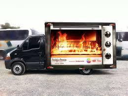 Top Ação com food trucks ´em chamas´ leva o Cozinha Sob Pressão às  #EA47