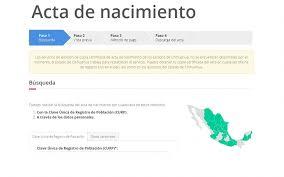 formato de acta de nacimiento en blanco gratis ensayos en veracruz ya se pueden imprimir actas de nacimiento por internet