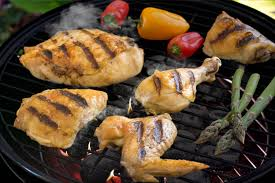 Gazebo Dressing Chicken by Bill U0027s Grilled Chicken With Basting Sauce Gold U0027n Plump