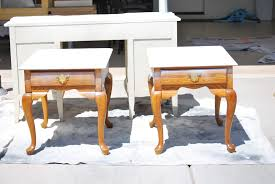 Wooden Furniture Paint Going Rustic A Guide To Painting Old Wooden Furniture Huffpost Uk