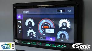 best black friday car audio deals pioneer nex car stereos w gauges and more new features ces 2016