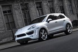 porsche cayenne matte black give your porsche cayenne diesel a makeover with a kahn design