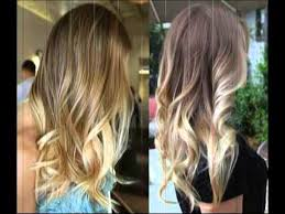 hombre hairstyles 2015 best ombre hair 2015 youtube