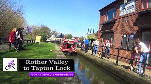 theme park rother valley rother valley country park to tapton lock cycle route 2015 youtube