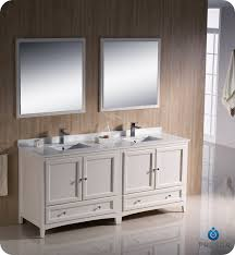 double sink bath vanity 72 fresca oxford fvn20 3636aw traditional double sink bathroom
