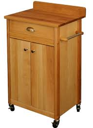 kitchen island carts and microwave carts organize it butcher block cart with backsplash price 270 99