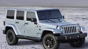 jeep liberty silver 2012 jeep wrangler arctic and liberty arctic special editions