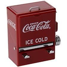 novelty toothpick dispenser amazon com tablecraft coca cola cc304 vending machine toothpick