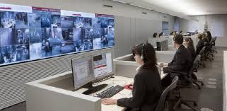 Control Room Desk Q Park Control Room Q Park