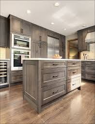 hickory grey stained kitchen cabinets gray washed hickory cabinets search new kitchen
