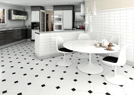 hexagon whitewhite octagon tile flooring white floor with black