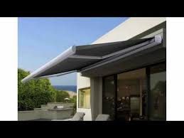 Retractable Awning Malaysia Luxaflex Como Folding Arm Awnings Youtube