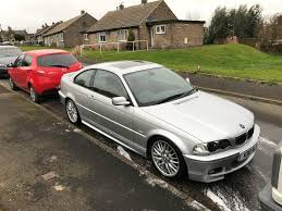 bmw e46 330ci m sport 2001 5 speed manual 127000 miles titan