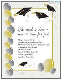 graduation invitation elegant graduation party gold lights card