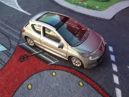 peugeot car showroom peugeot 207 model cars hobbydb