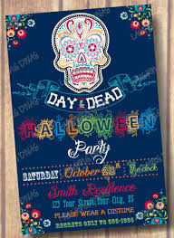 day of the dead party supplies dia de los muertos halloween
