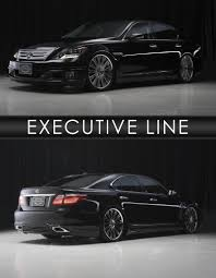 lexus ls600 forum need your opinion wald executive or black bison for our ls600h