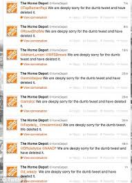 home depot parker hours black friday home depot fires employee after tweet of two african