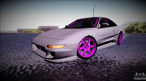 mr2 toyota mr2 for gta san andreas