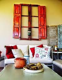 home project ideas recycling old wooden doors and windows for home decor