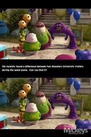 monsters university hidden secret disney movies monsters