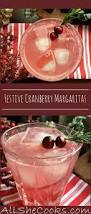 holiday cocktail recipes festive cranberry margarita perfect signature holiday cocktail