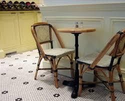 Wicker Bistro Chairs High Market Rattan Bistro Chair