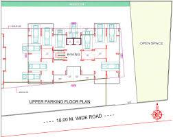 canopy floor plan dugad canopy in katraj pune price location map floor plan