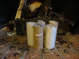 fire starters using flames to pinbusted or pintrusted making fire starters with toilet paper