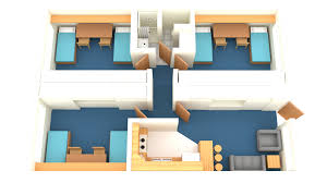 Find House Floor Plans By Address University Apartments Available At Merrill Hall Usu Housing Usu