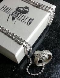anime ring necklace images Final fantasy viii rinoa necklace squall griever ring ff8 jpg