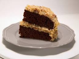 german chocolate cake make my cake recipe cooking channel