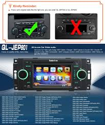 uk autoradio gps navigation headunit stereo for jeep grand