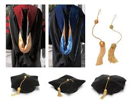 jostens graduation gowns graduation cap and gown stole master s gown tam and tassel