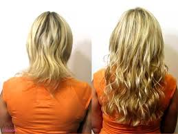 keratin extensions hair extensions before after images medium and hair